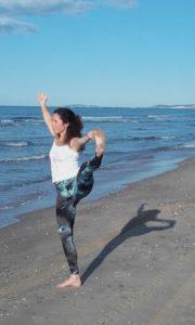 cours de hatha yoga pour le solstice